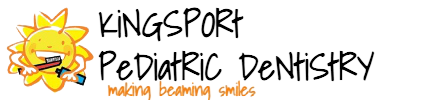 Kingsport Pediatric Dentistry horizontal logo
