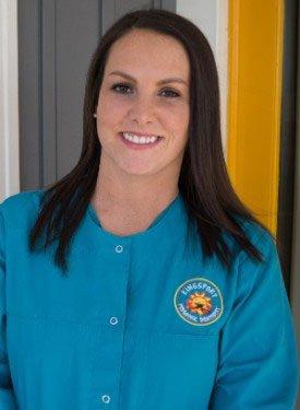 Megan - Pediatric Dental Staff