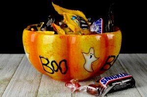 Teeth-Friendly Halloween Treats