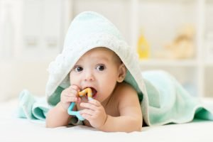How To Help Your Teething Child